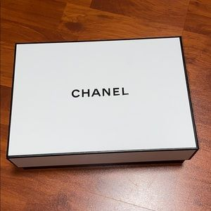Chanel box approximately 9.5x6.5